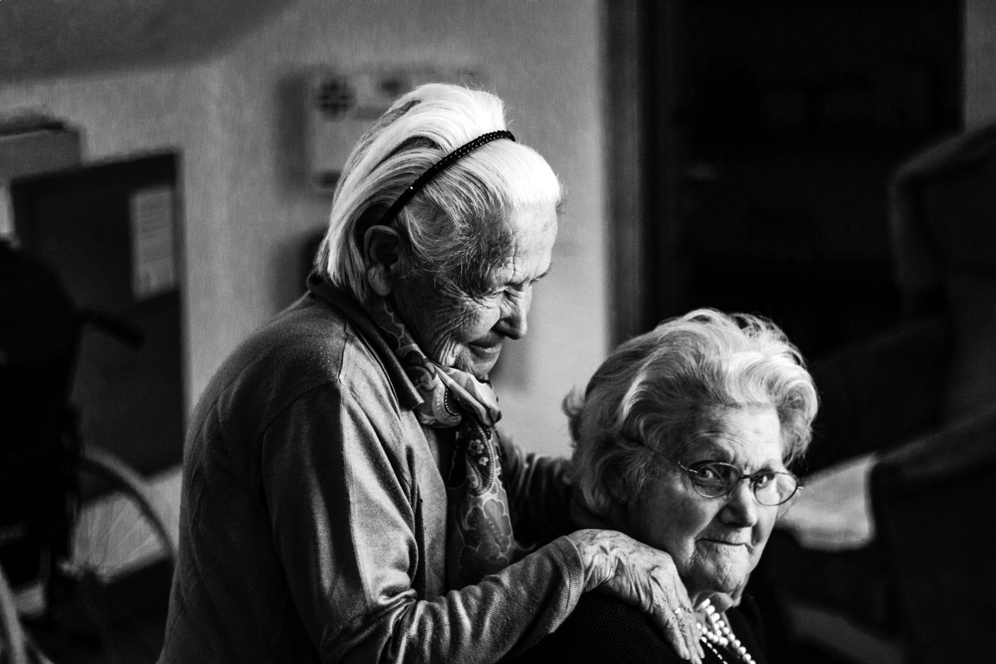 residencias de mayores en madrid